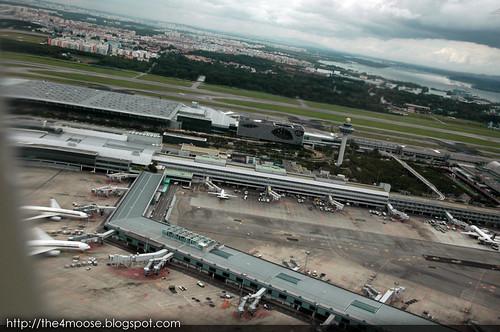 SIN - Singapore Changi International Airport