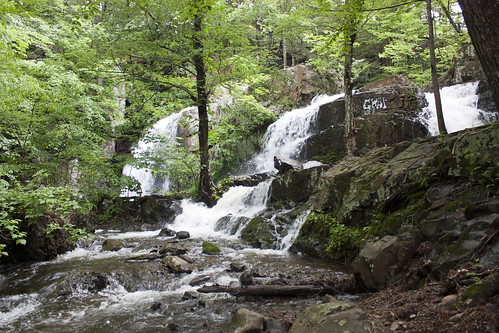 Middletown, CT Waterfall