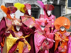 Masked Group (pompey shoes) Tags: carnival venice portrait italy face ball costume faces mask historical masquerade colourful masked mardigras venezia theatrical thechallengegame challengegamewinner herowinner