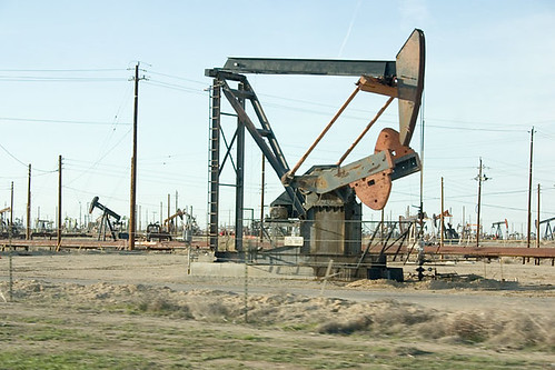 Lost Hills Oil Field by David~O, on Flickr