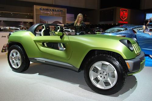 Концепт-кары автосалона в Женеве (Фото) - Jeep 2008