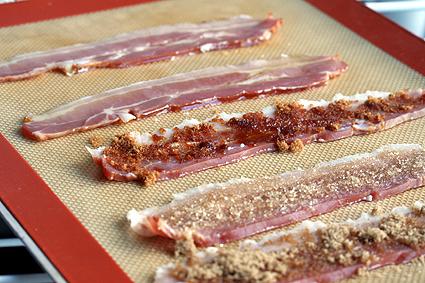 prebaked bacon