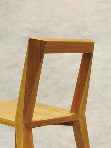 Simple - chair (Back rest details)