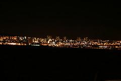 Dundee by Night (Garibaldi McFlurry) Tags: night lights scotland shine rivertay dundee angus newport newportontay