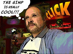 Roy Gimpenstein (funadium) Tags: roy cartoon gimp manipulation popart strip linux toon thegimp alteration bd postproduction slackware lichtenstein specialeffect pointillism elaboration fumetto manipolazione elaborazione cartonianimati linuxuser readytoleave alterazione postproduzione effettispeciali divisionismo 100microsoftfree thisisnotavideo questononunvideo