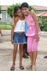 Meninas (vandevoern) Tags: brazil brasil brasilien kind criana menina menino mdchen jovem junge maranho jugendlicher bacabal solusgonzaga catequista katechet vandevoern