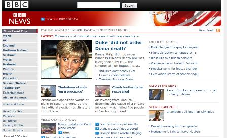 BBC news revamp