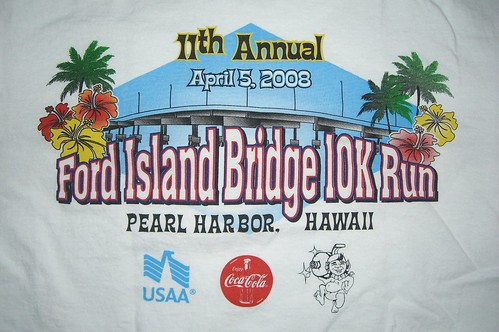 2008 Ford Island Bridge 10K Run