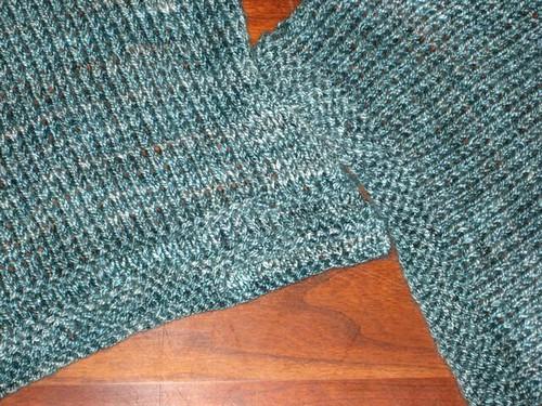 DennyTropicalGreenScarf2