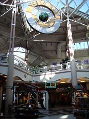 Provo Towen Centre 一樓景色