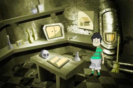 Juego de Aventura Doctor Ku - The Cellar