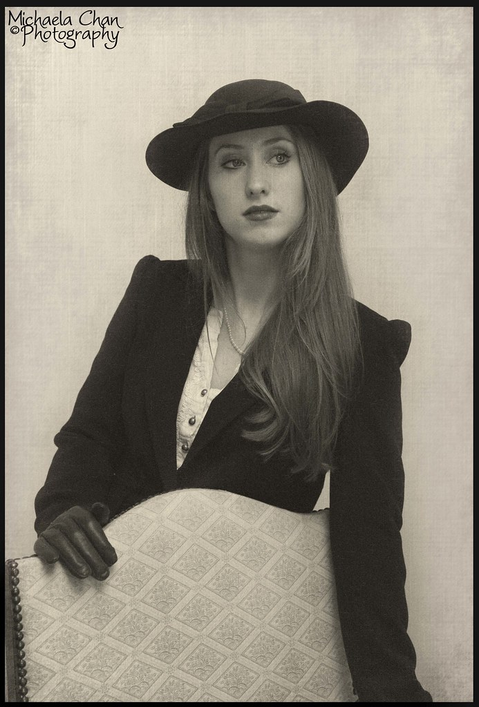 Re-edited (vintage) 1940's Grace Langley