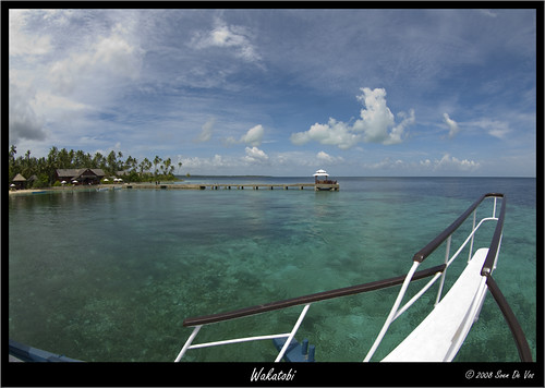 Arriving at Wakatobi resort (SDV_6094)