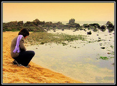 Tarde De Otoo  (~ Seba ~) Tags: chile autumn sea beach spider sand chapeau seba sebastin artedechile higuerillas mywinners artechileno superaplus aplusphoto megashot magicdonkeysbest fotografachilena fotgrafoschilenos