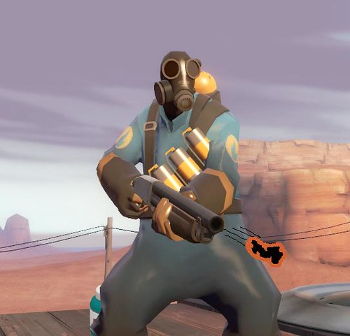 Team Fortress 2 Unlockable Weapon Ideas - a post on Tom
