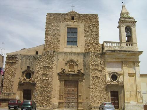 Sciacca: Chiesa di Sant'Agostino  por Ladypedina.