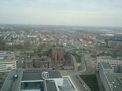 Arnhem uitzicht Eusebiuskerk (crazy_martijn) Tags: arnhem uitzicht eusebiuskerk