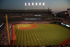 Cleveland Indians Stadium