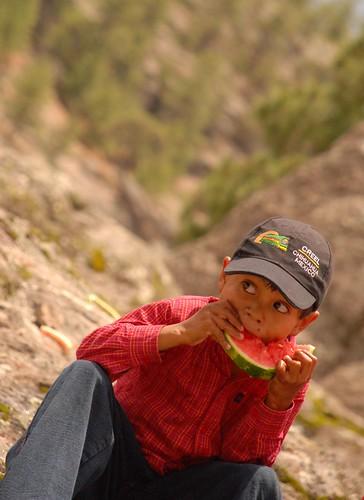 Jorge's watermelon