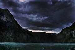 Milford Sound, New Zealand. (bazpics) Tags: ocean sea newzealand mountains water milfordsound