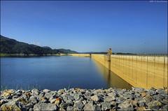 Khlong Tha Dan Dam (grantthai) Tags: blue sky dan thailand waterfall dam reservoir hdr tha nang khao rong yai nakhon nayok khlong 5xp grantthai grantcameron largestandlongestrollercompactedconcreterccdamintheworld