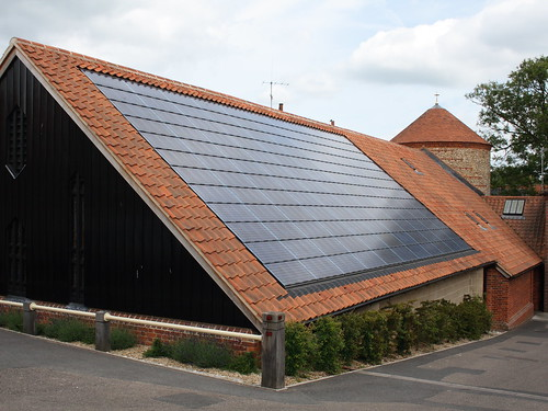 Walsingham's Solar church by Ian-S, on Flickr