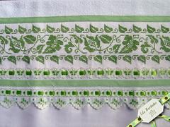 Bordado em ponto cruz (Lila Bordados em Ponto Cruz) Tags: decoração cozinha bordado pontocruz panosdeprato