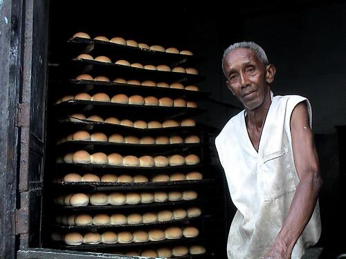 El Panadero por jjk9.