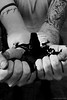 Diesel Powered (exoskeletoncabaret) Tags: tattoo gasworkspark vintagepunk dieselpunk daviddowling anachrotechnofetishism anarchotechnofetishism postpetrol