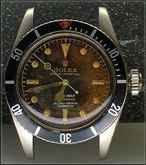 Ultra rare Rolex Submariner - 6538