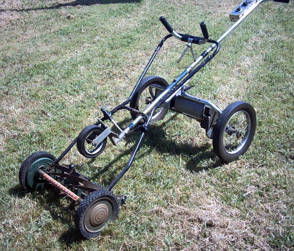E-Rotary Mower? - The Beginning