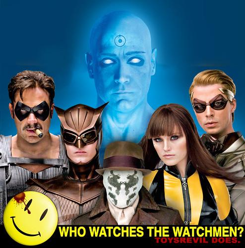WATCHMEN-WATCH