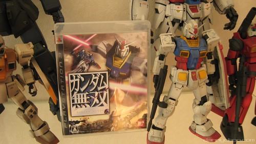 Gundam Musou Review