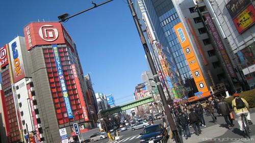 A Week in Akihabara