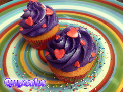 B MINE !! ({ Qupcake }) Tags: food ice cake stars star yummy colours yum heart sweet chocolate cupcake sprinkles hart truffle waw suger qatar     truffy   qupcake