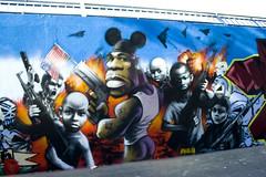 Le Mur de la violence
