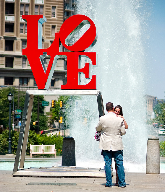 Surprise Marriage Proposal Philadelphia