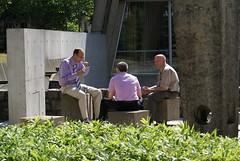 Conference scenes