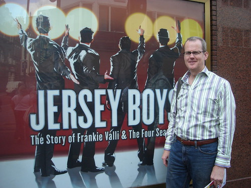 Holly B-day 2008 - Jersey Boys