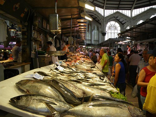 Valencia market (Photo by 22n)