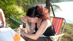 P1050130 (Ilia Goranov) Tags: camp lake water dam bulgaria    beglika    vassilkolarov  golyambeglik