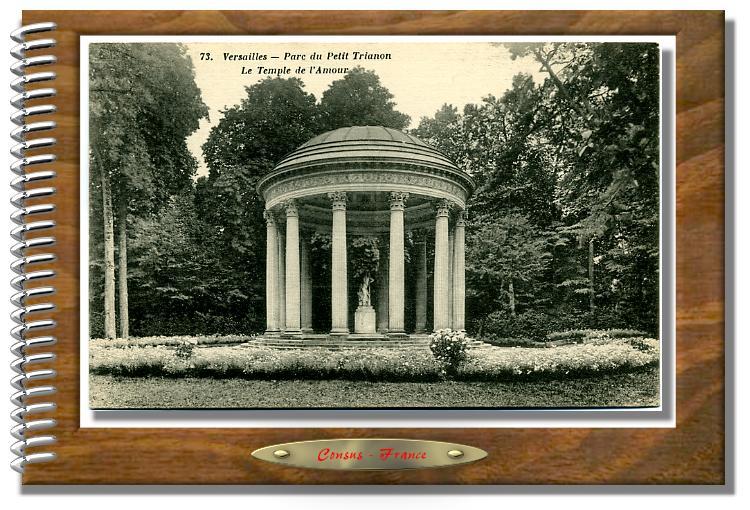 Le petit Trianon - Versailles