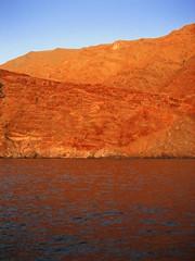 Isla Guadalupe at Sunrise