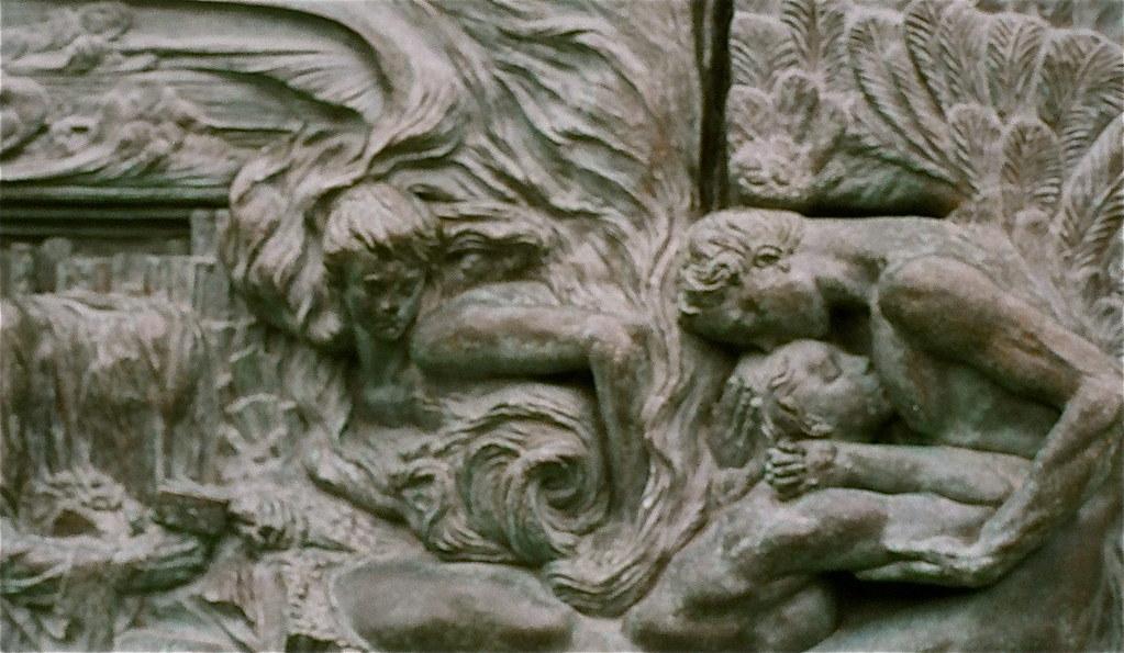 Einar Jonsson Sculpture