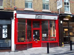 Picture of Flashback Records, Crouch End