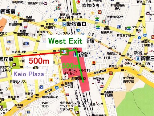 Bon voyage: Access to Keio Plaza Hotel from Shinjuku Station on sapporo hotel map, shanghai hotel map, kanazawa hotel map, paris hotel map, rome hotel map, tokushima hotel map, new york hotel map, roppongi hotel map, singapore hotel map, osaka hotel map, tokyo hotel map, milan hotel map, rainbow bridge hotel map, okinawa hotel map, chicago hotel map, umeda hotel map,