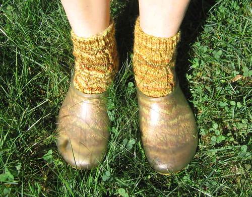 Nanner socks