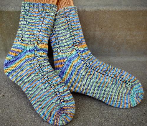 Boomerang Socks