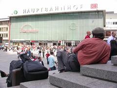 Keulen Hauptbahnhof