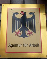 Arbeitsamt - Neudeutsch Agentur für Arbeit